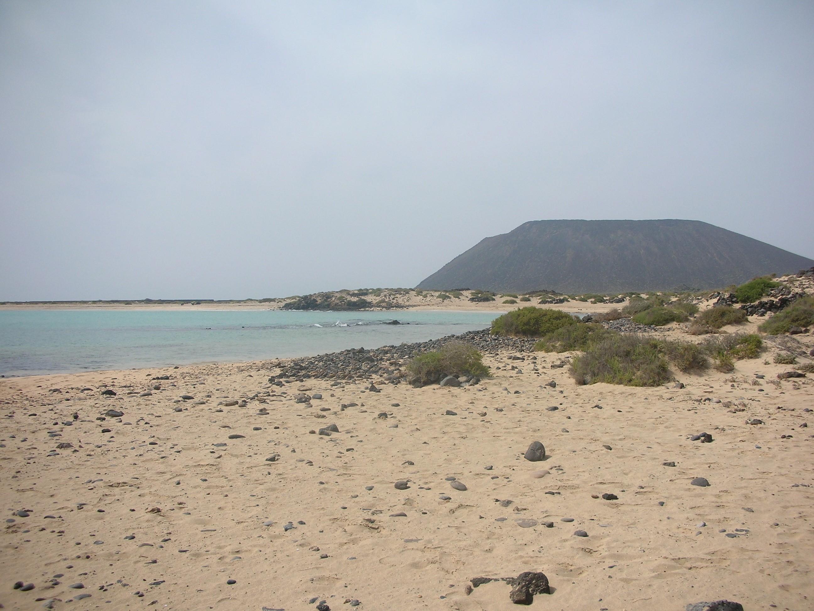Playa Bolera de Punta Herminia