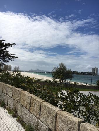 Foto playa Baluarte / As Barcas / Breadouro.