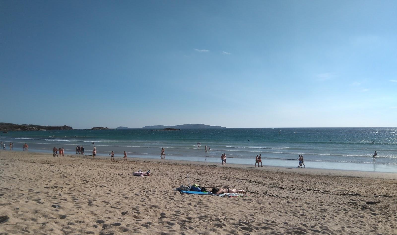Playa Baluarte / As Barcas / Breadouro
