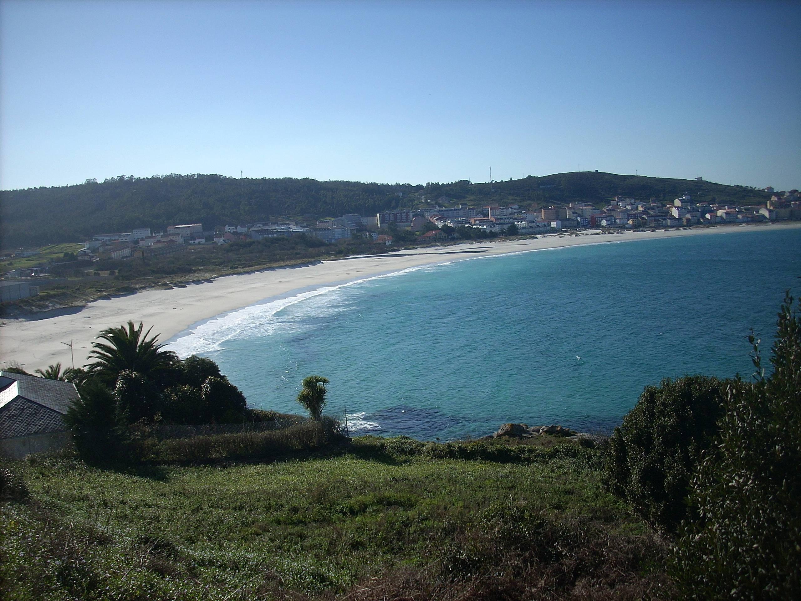 Playa Os Namorados
