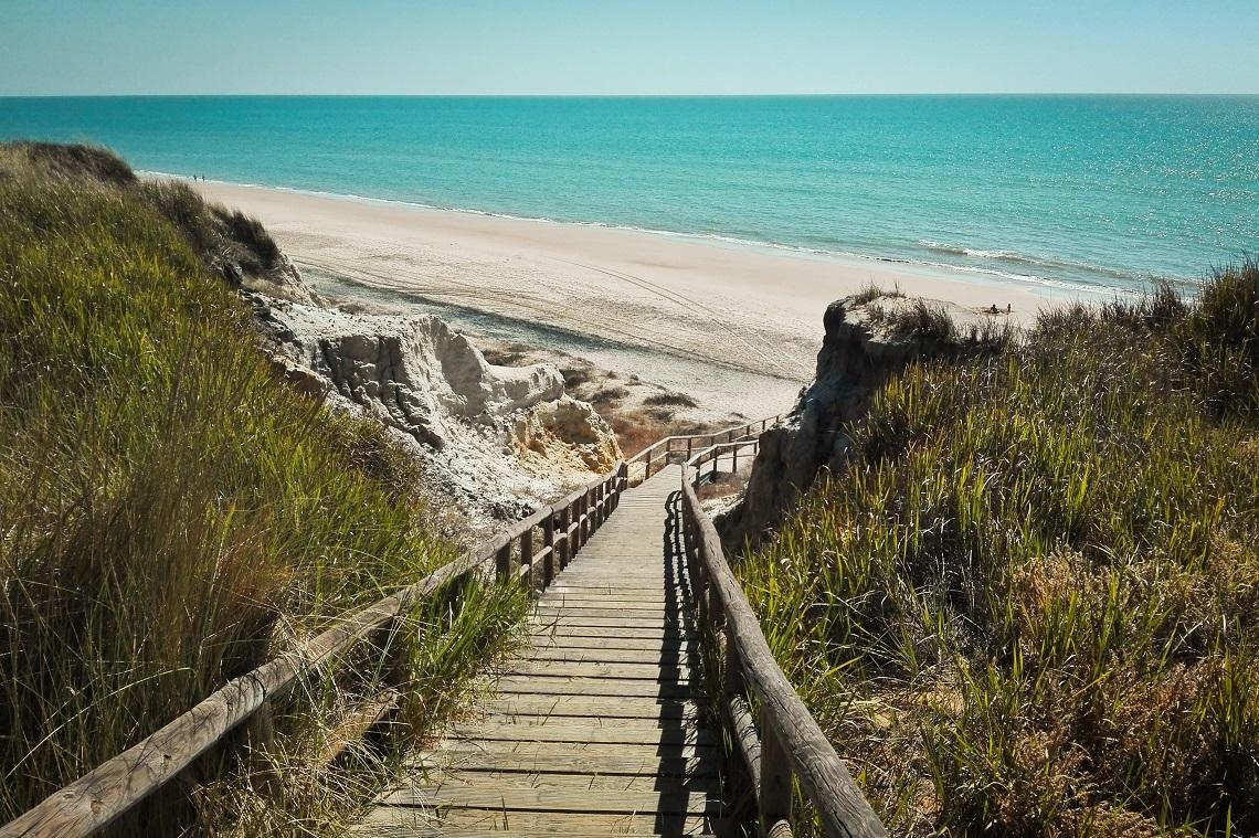 Foto playa Vallpresona.