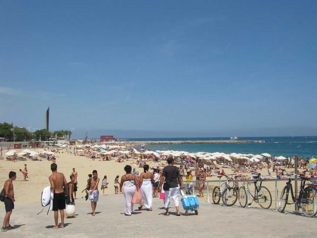 Playa El Serrallo