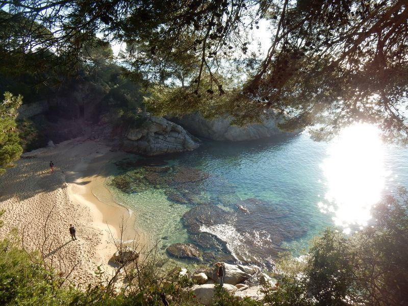 Foto playa Torrent del Pi.