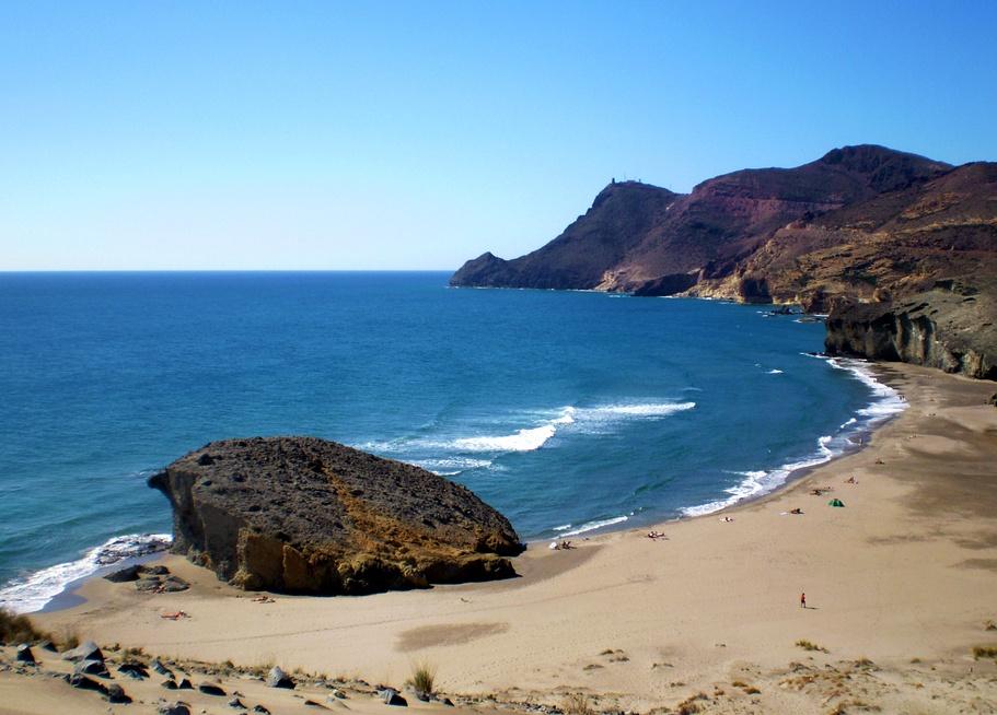 Foto playa Butihondo.