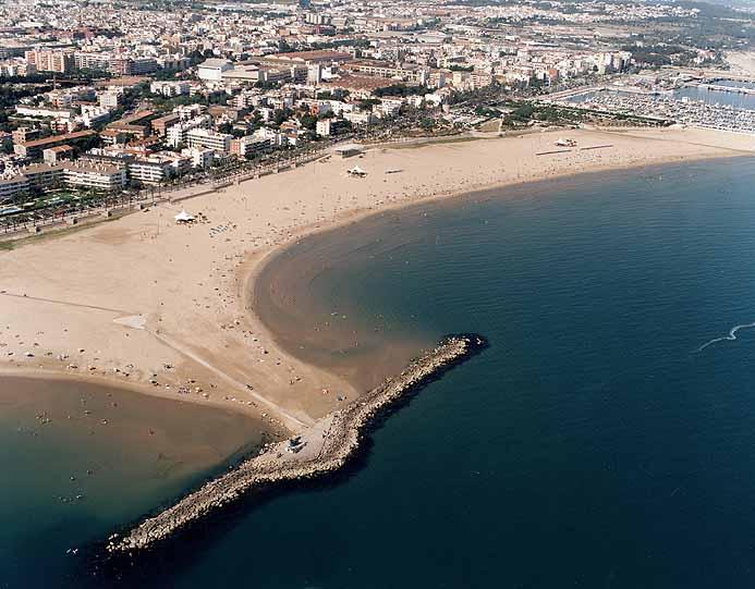 Foto playa Barranco Ancho.