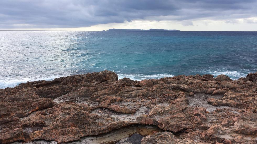 Foto playa Cala Desnuda / Playa del Pozo.