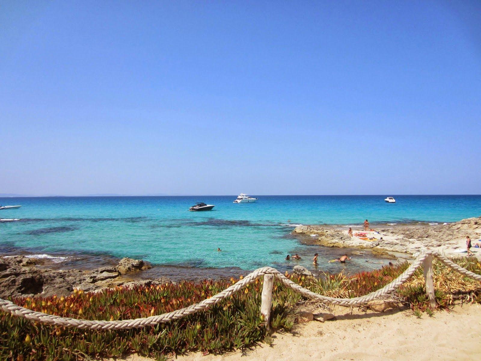 Playa Caló de S´Olí