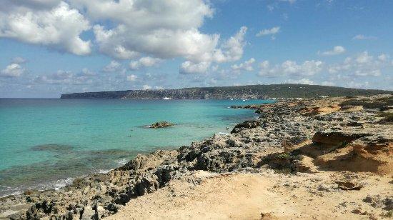 Playa Caló d´en Trull