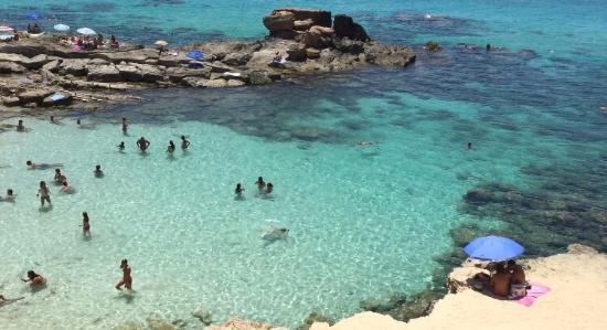 Playa Caló d´Es Morts