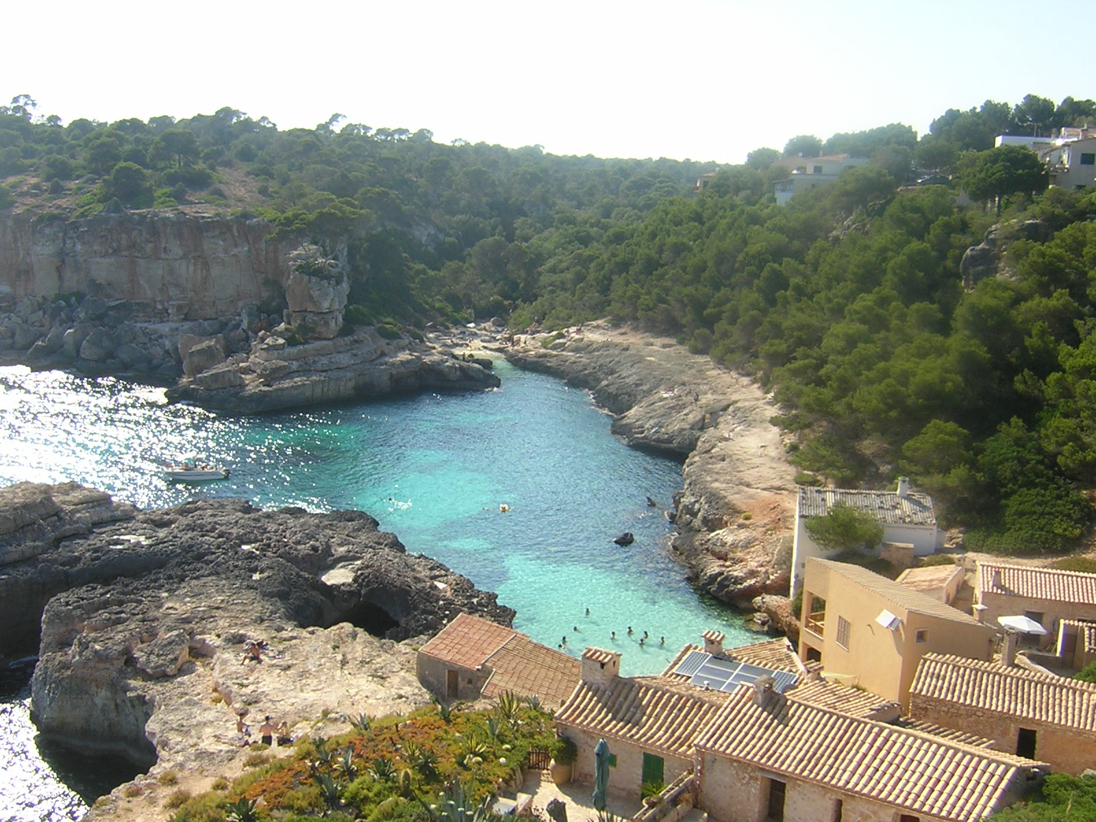 Playa Cala s´Almonia