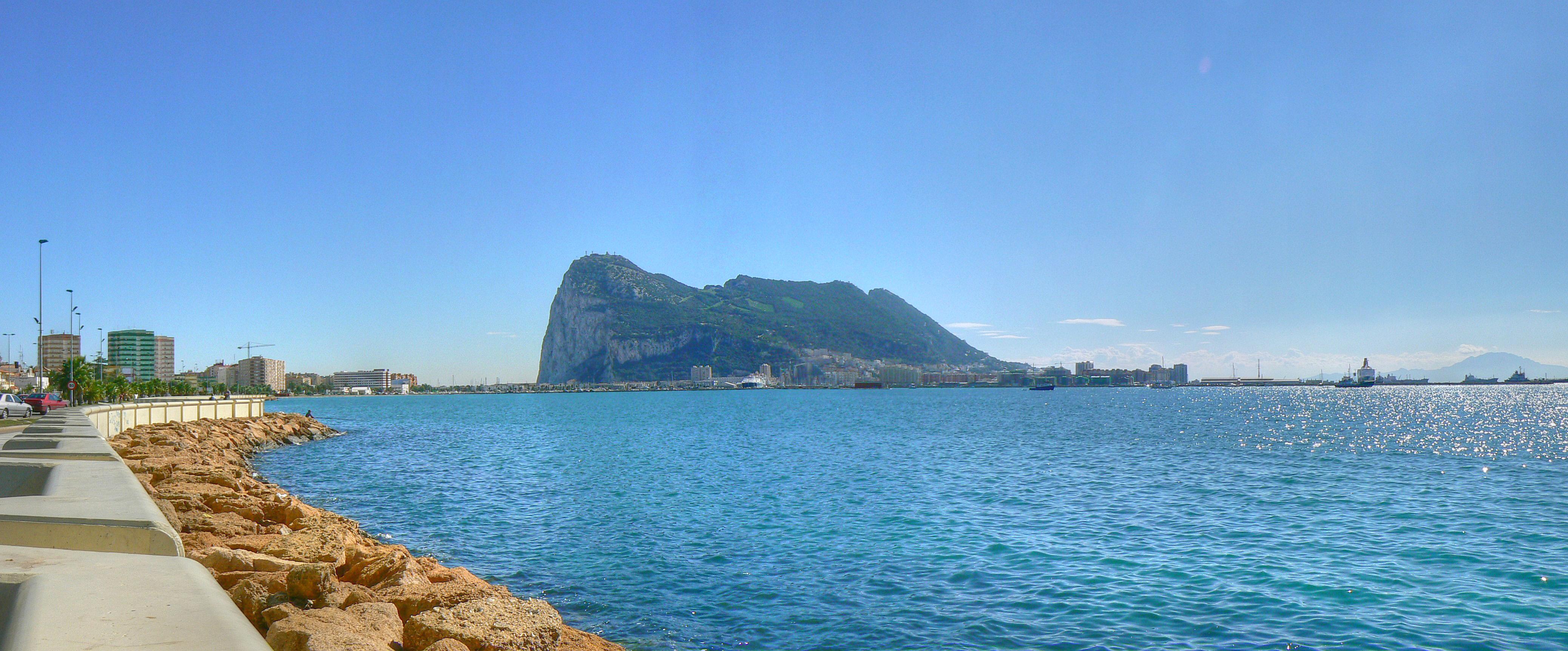 Foto playa Playa de Poniente / Del Espigón. Gibraltar
