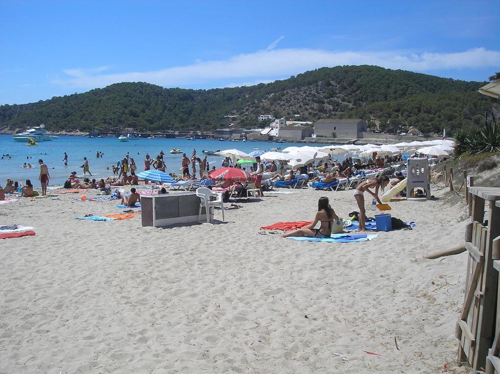 Foto playa Las Salinas.