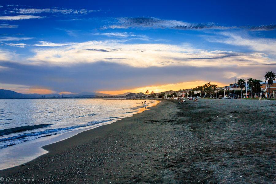 Foto playa Arrastradero.