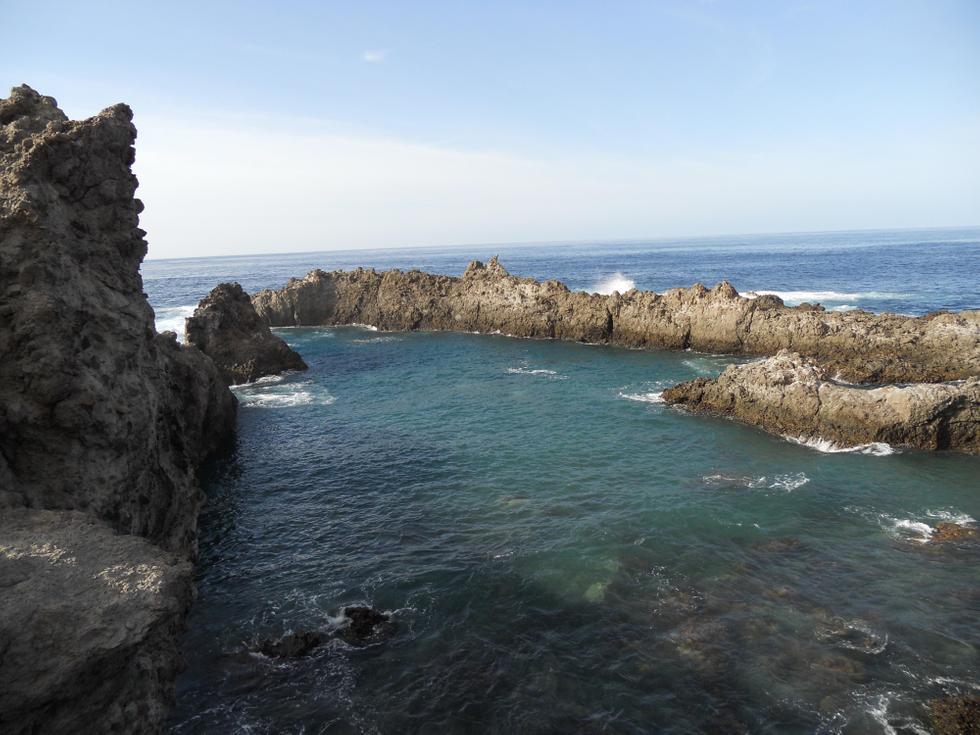 Foto playa La Guancha / Punta de la Guancha.