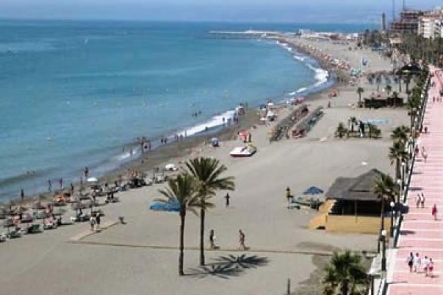 Foto playa La Redonda.