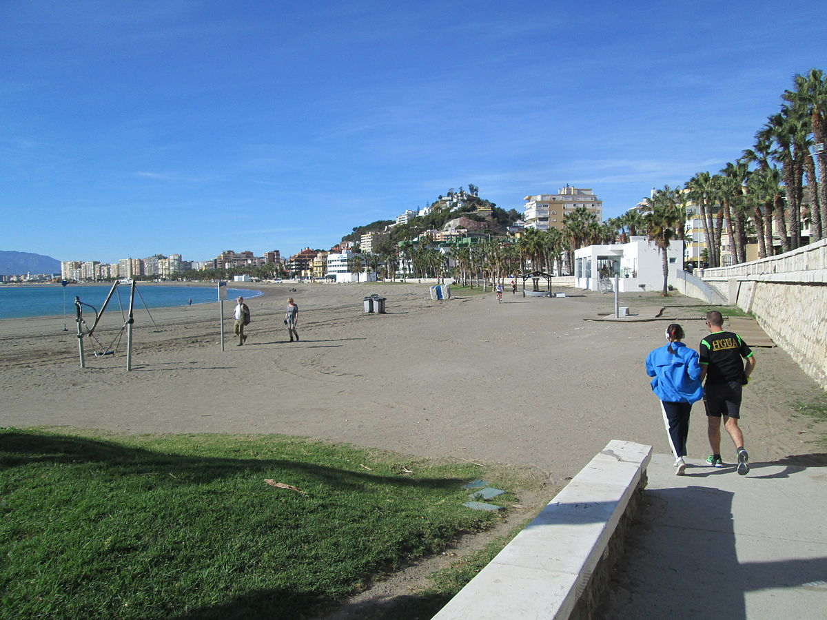 Foto playa Caleta del Mariscadero.