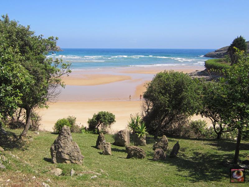 Foto playa La Madera.