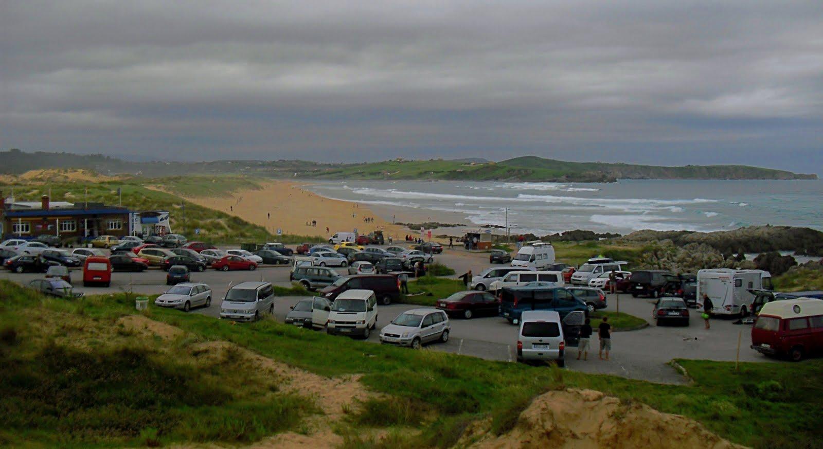 Foto playa Pico Alto.