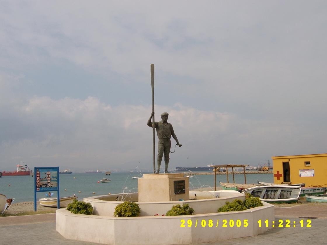 Foto playa Campamento / Puente Mayorga. Puente Mayorga