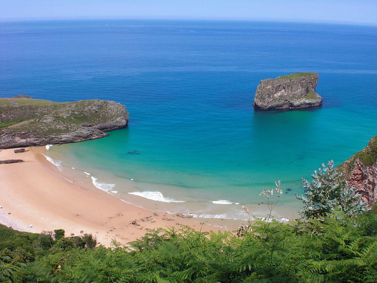 Foto playa Perchel .