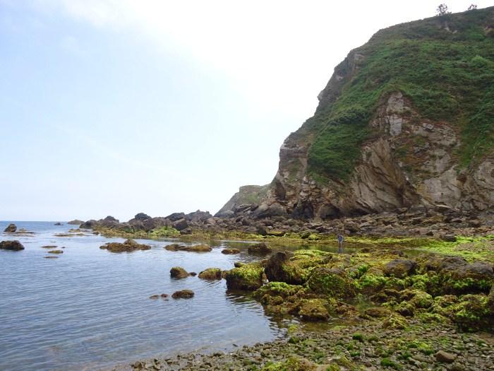 Foto playa Los Secos / El Cerillo.