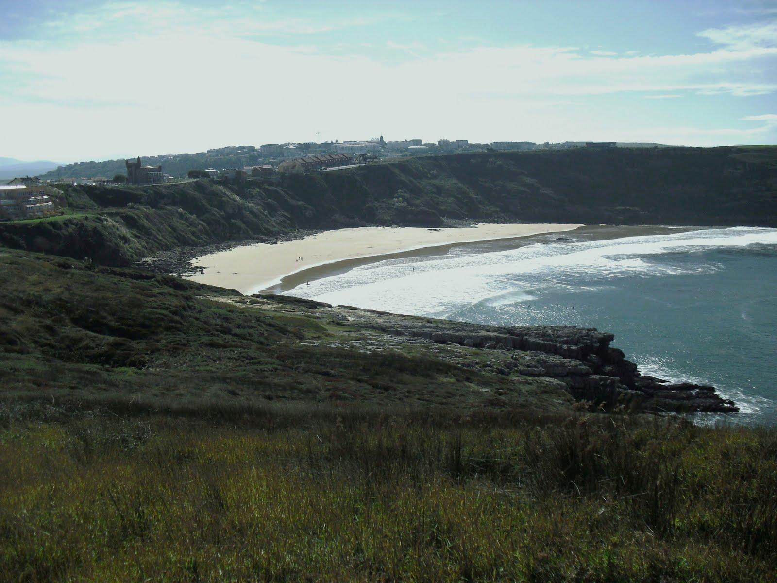 Foto playa Punta del Angosto.