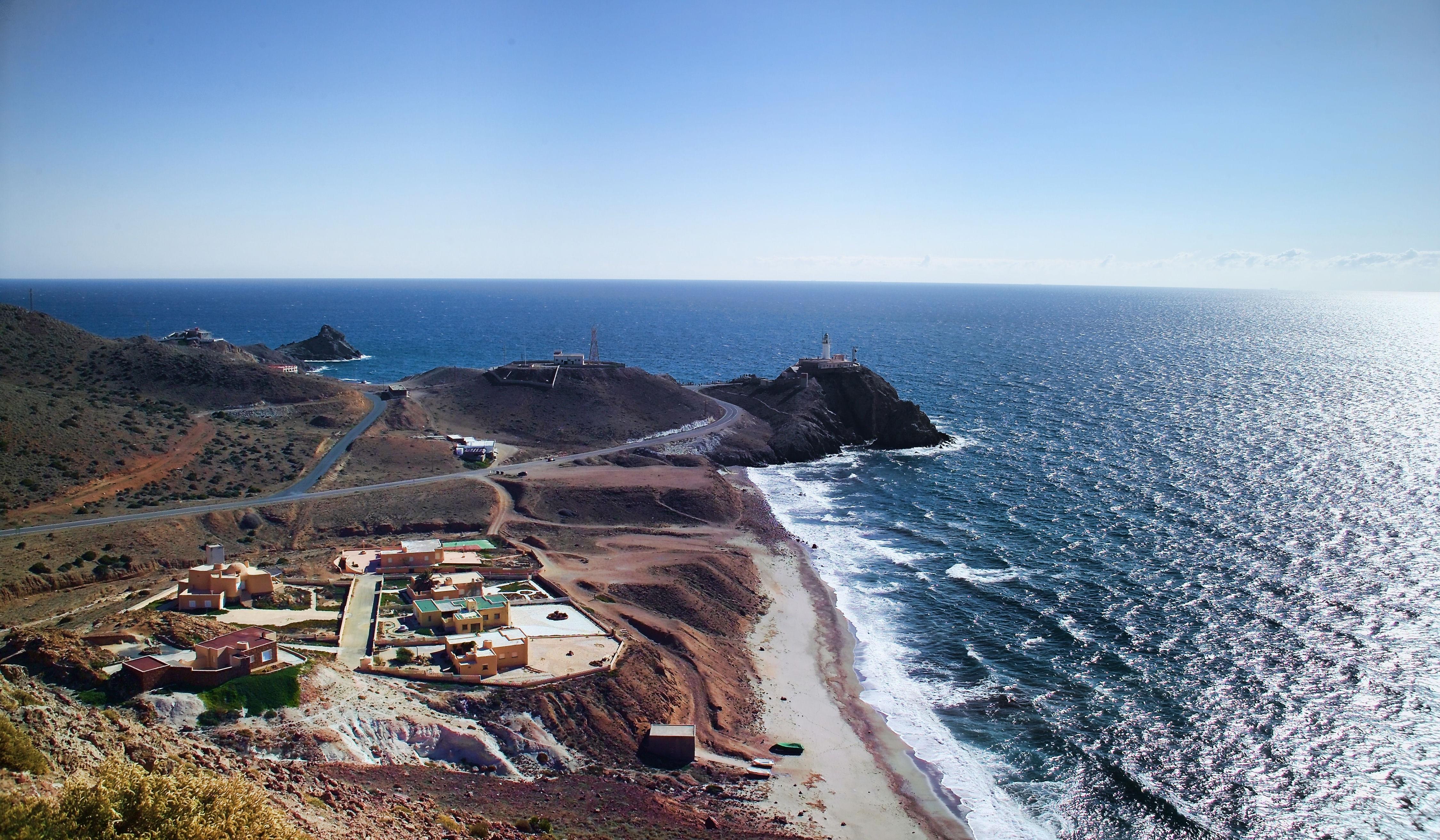 Playas en  Costa de Almería