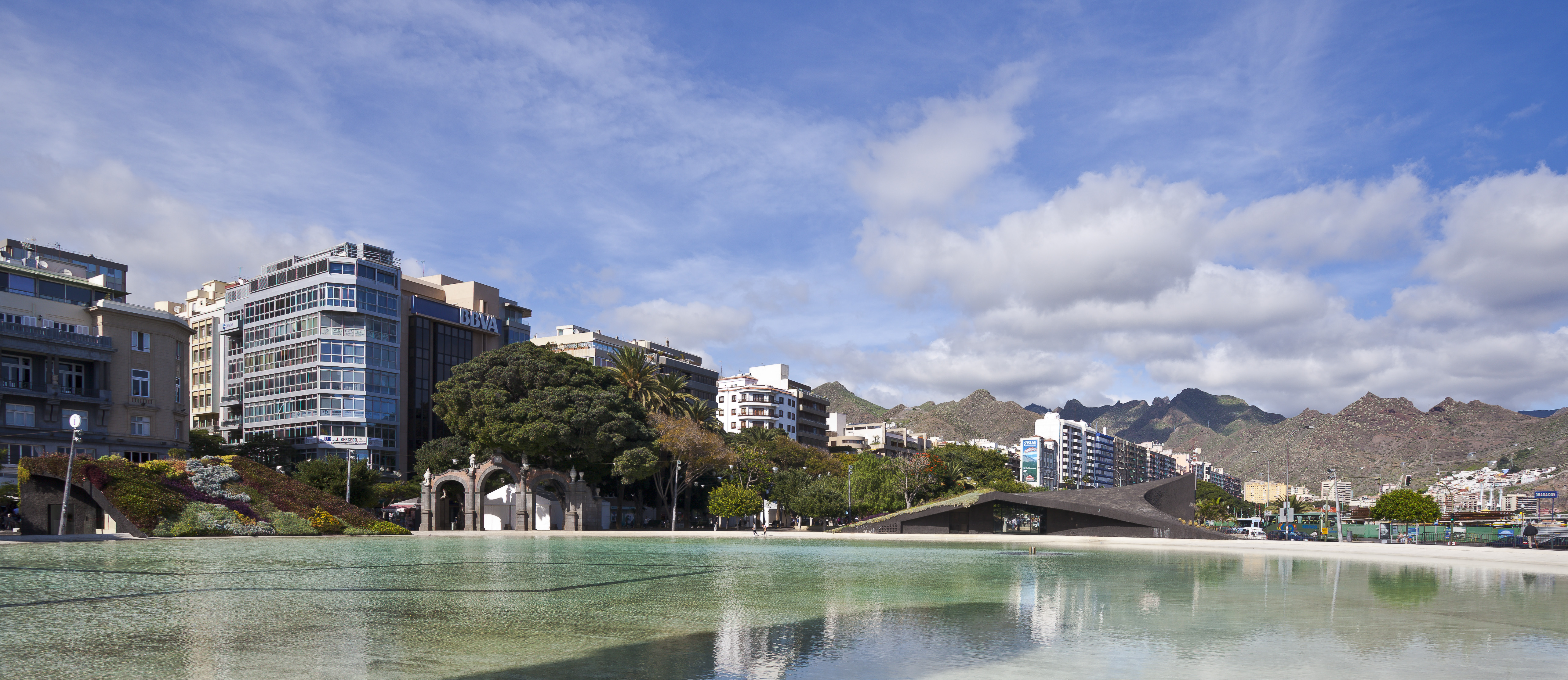 Playas en Santa Cruz de Tenerife