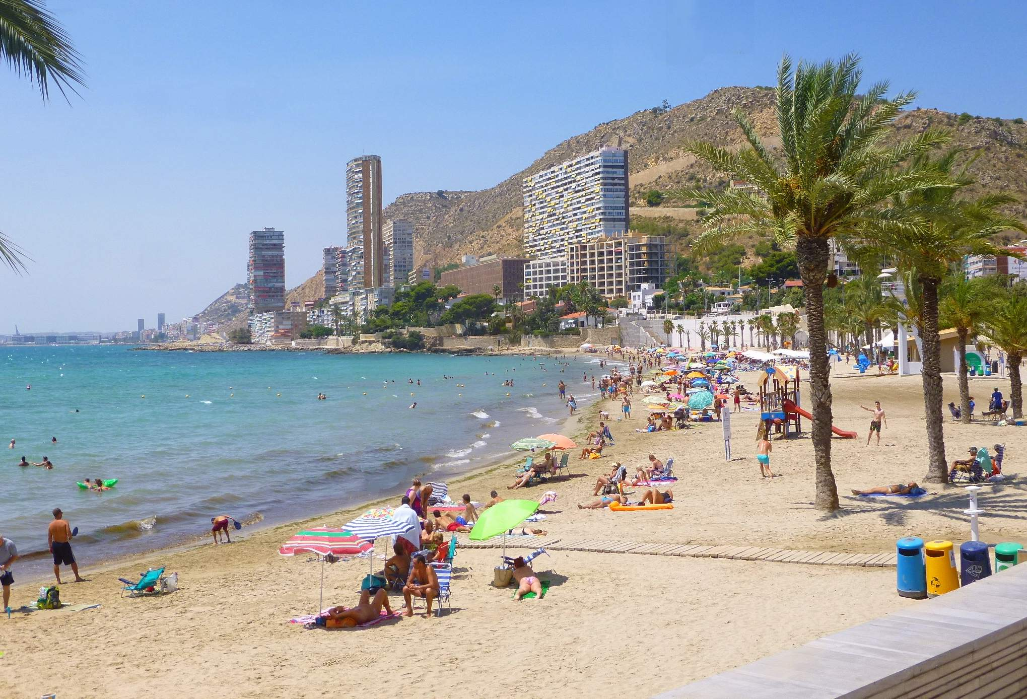 Playas en Alicante