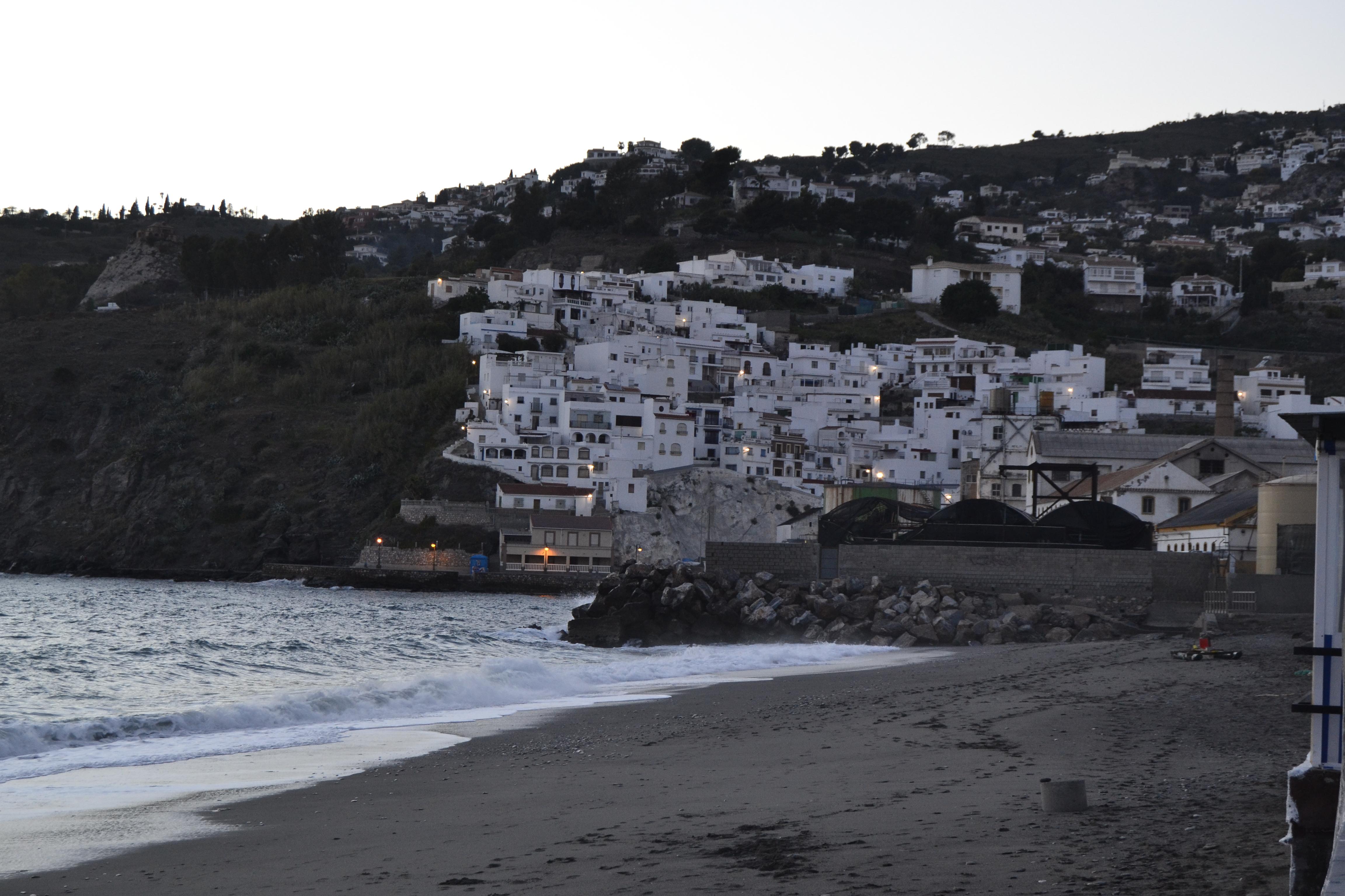 Playas en Granada