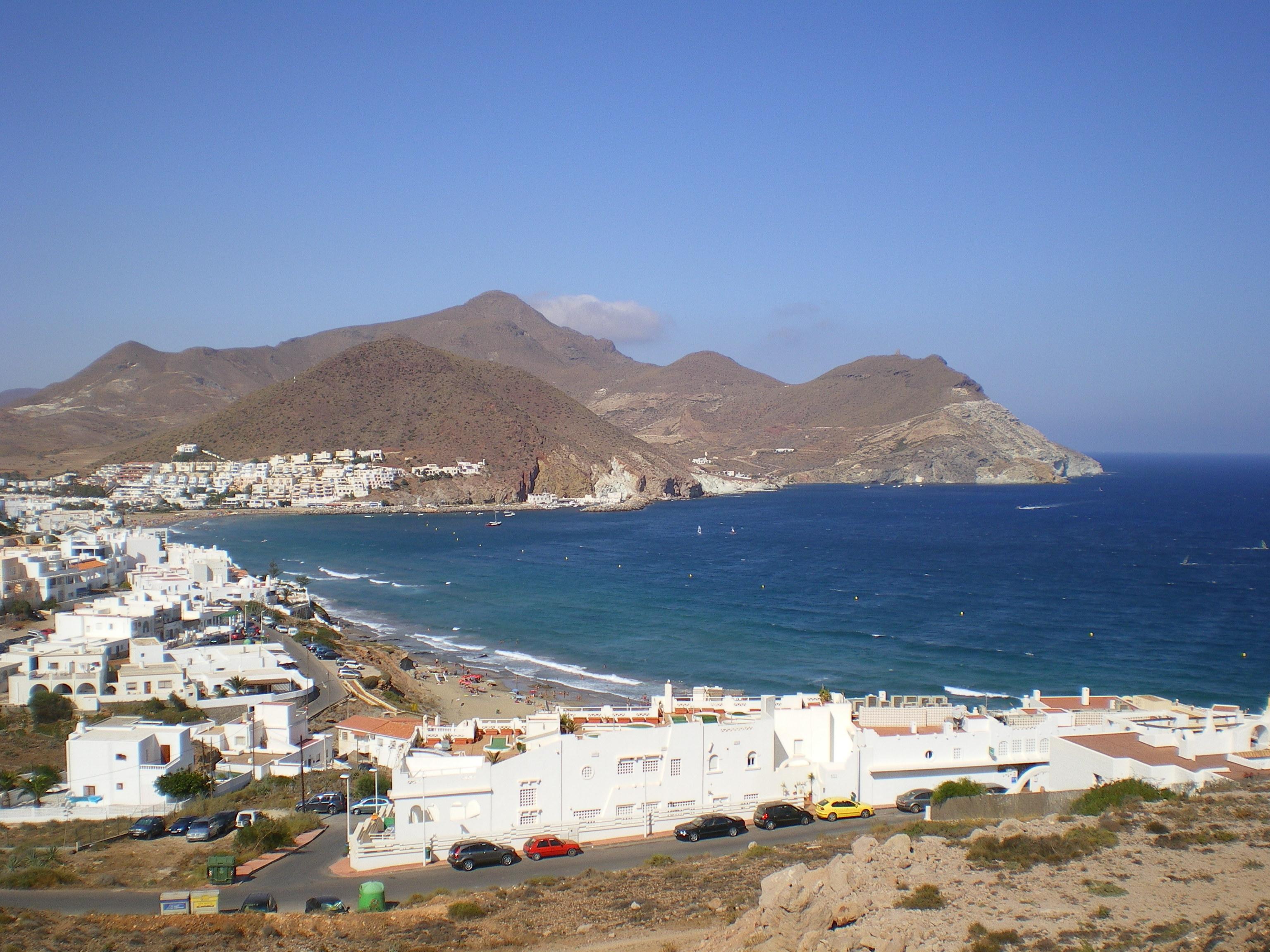 Playas en Almería