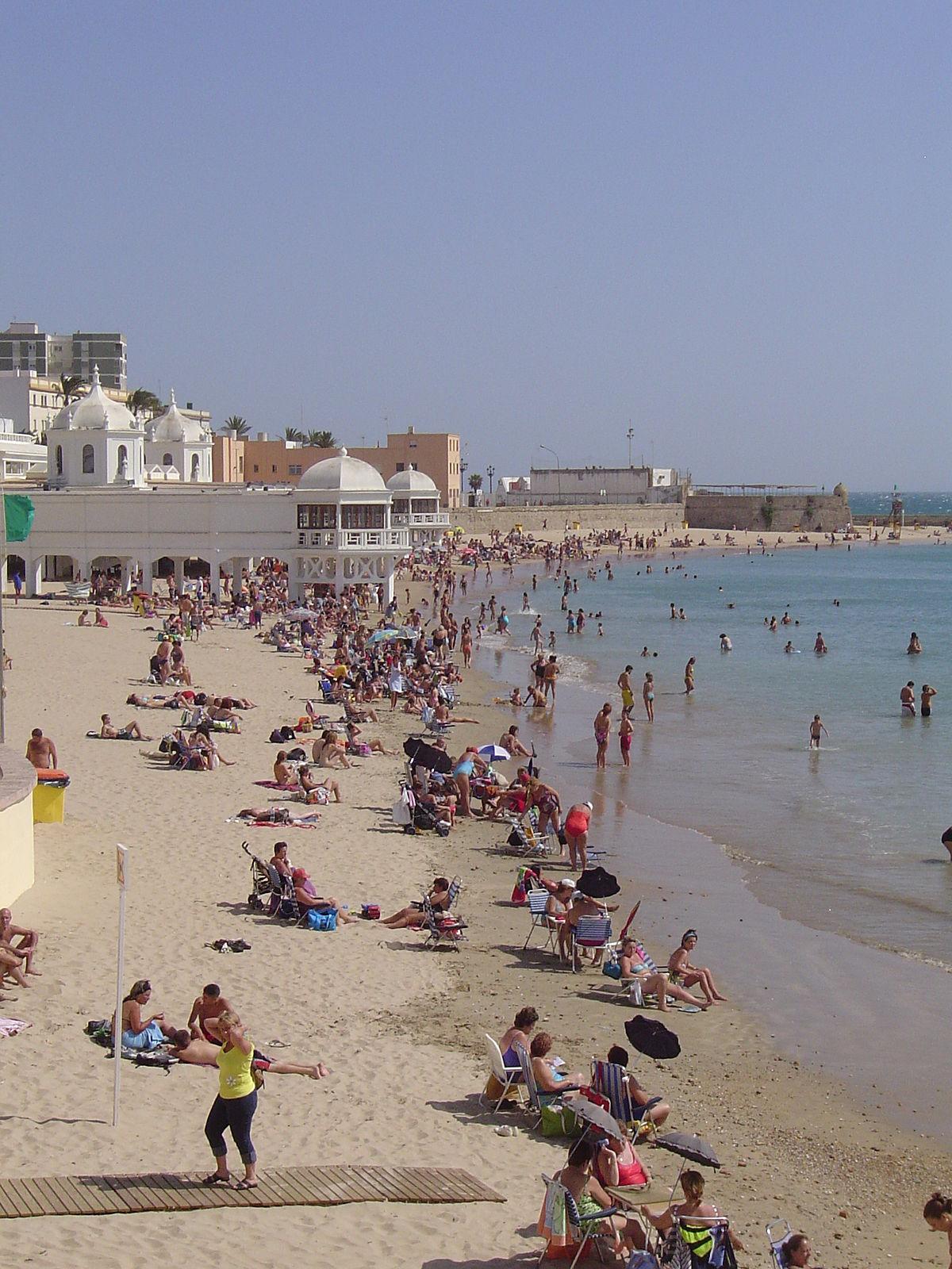 Playa Caleta de José María