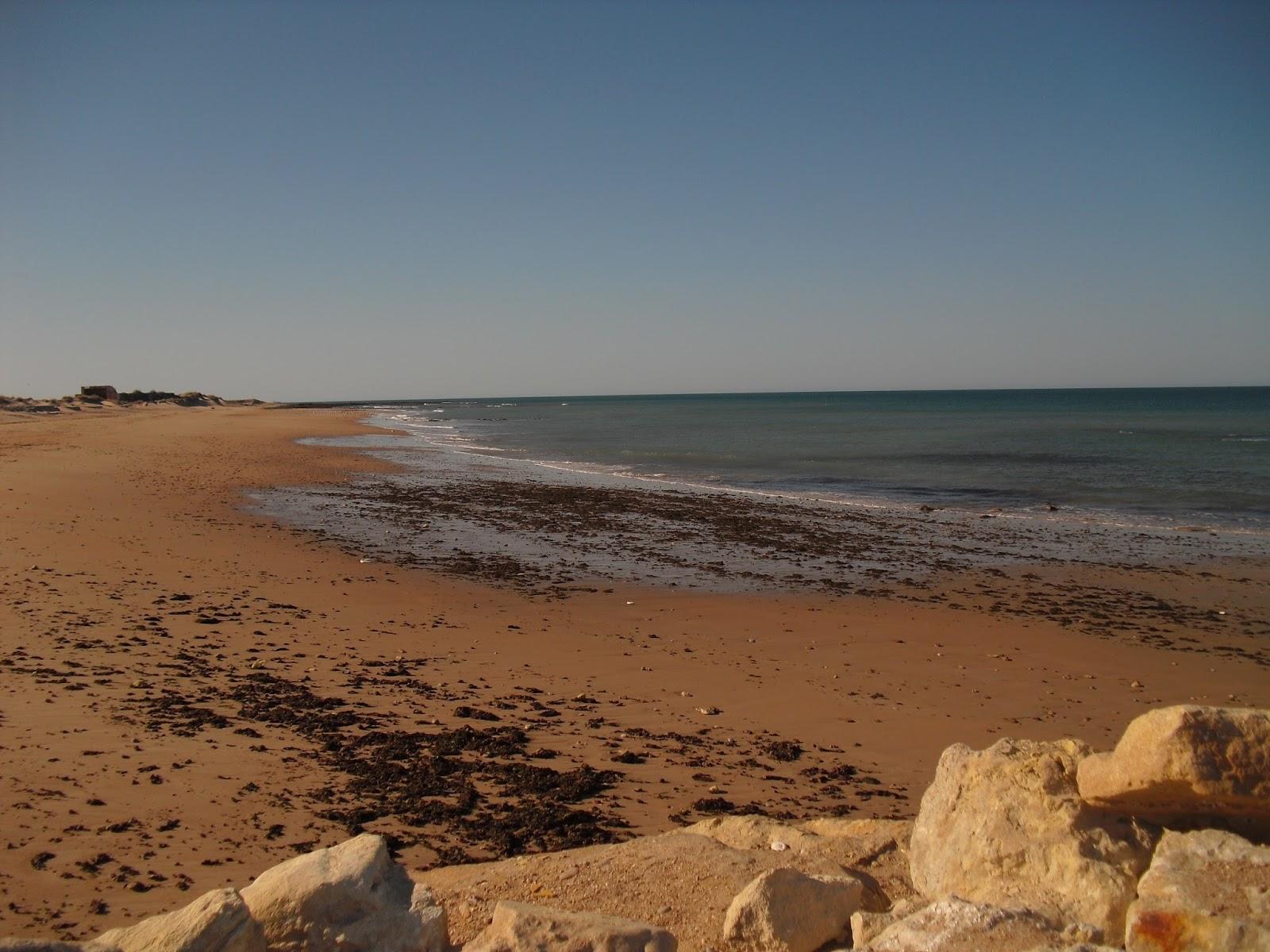 Foto playa De Seifio.