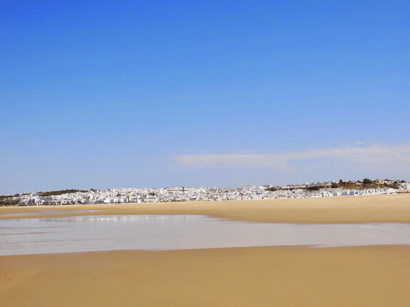 Playa La Cantería / Playa de Atrás