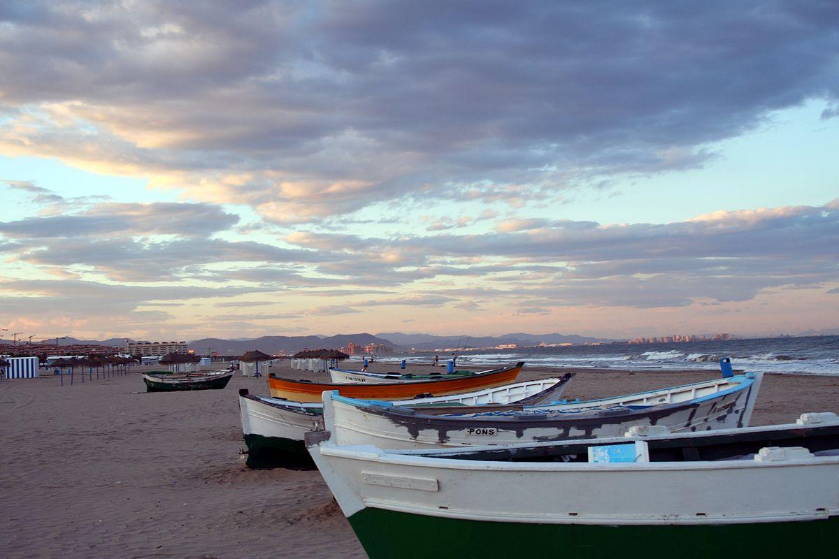 Playa El Rosadero