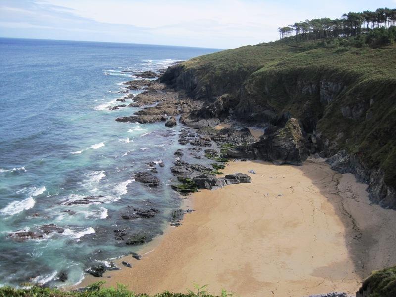 Foto playa El Moro.
