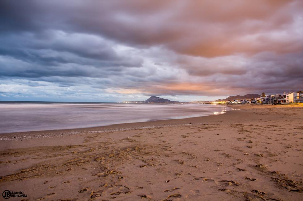 Foto playa Los Martos.