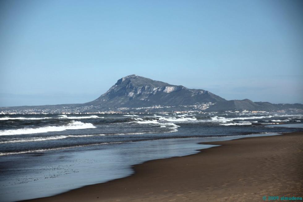 Foto playa Larga.