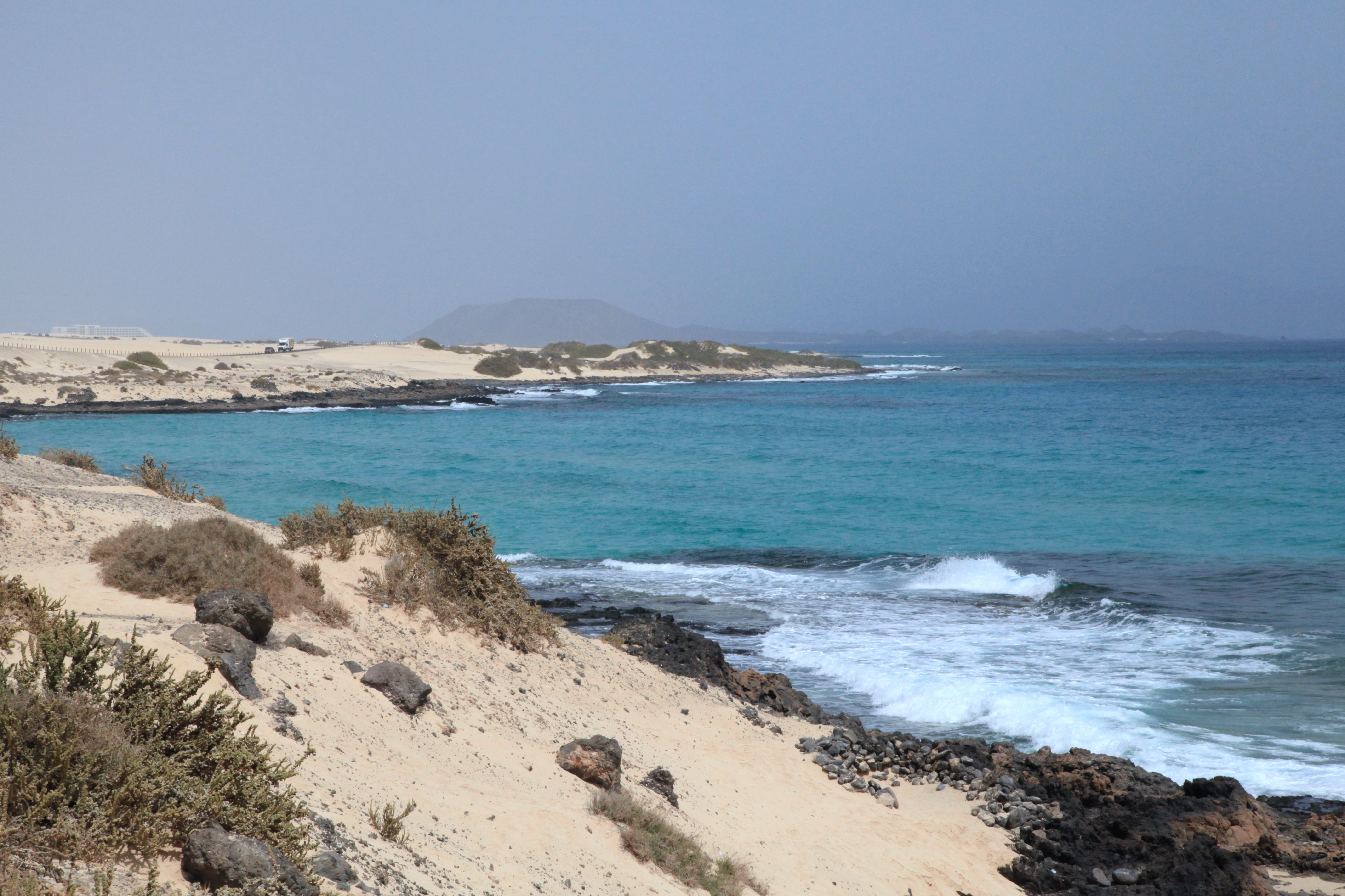 Playa El Bajo Negro