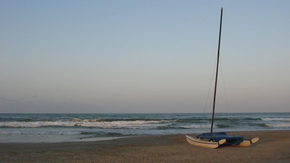 Foto playa El Caserón.