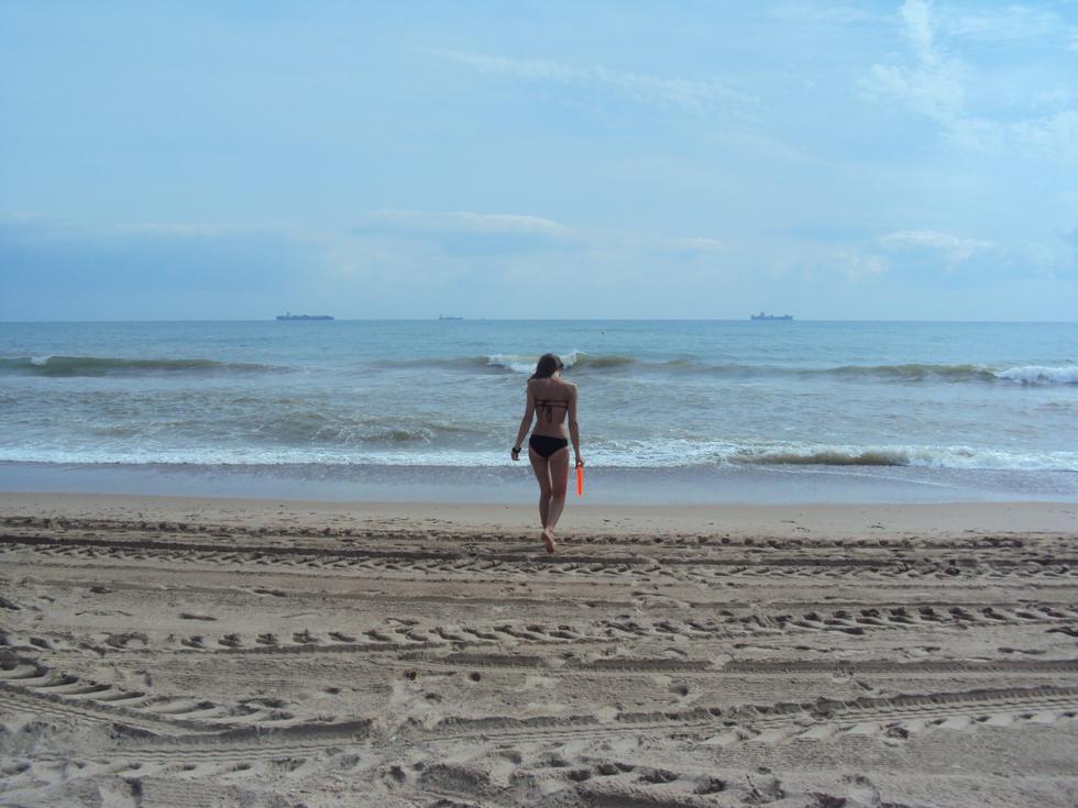Playa El Caserón