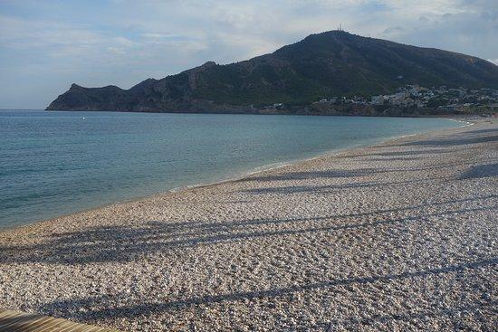 Foto playa Playa del Tebeto.