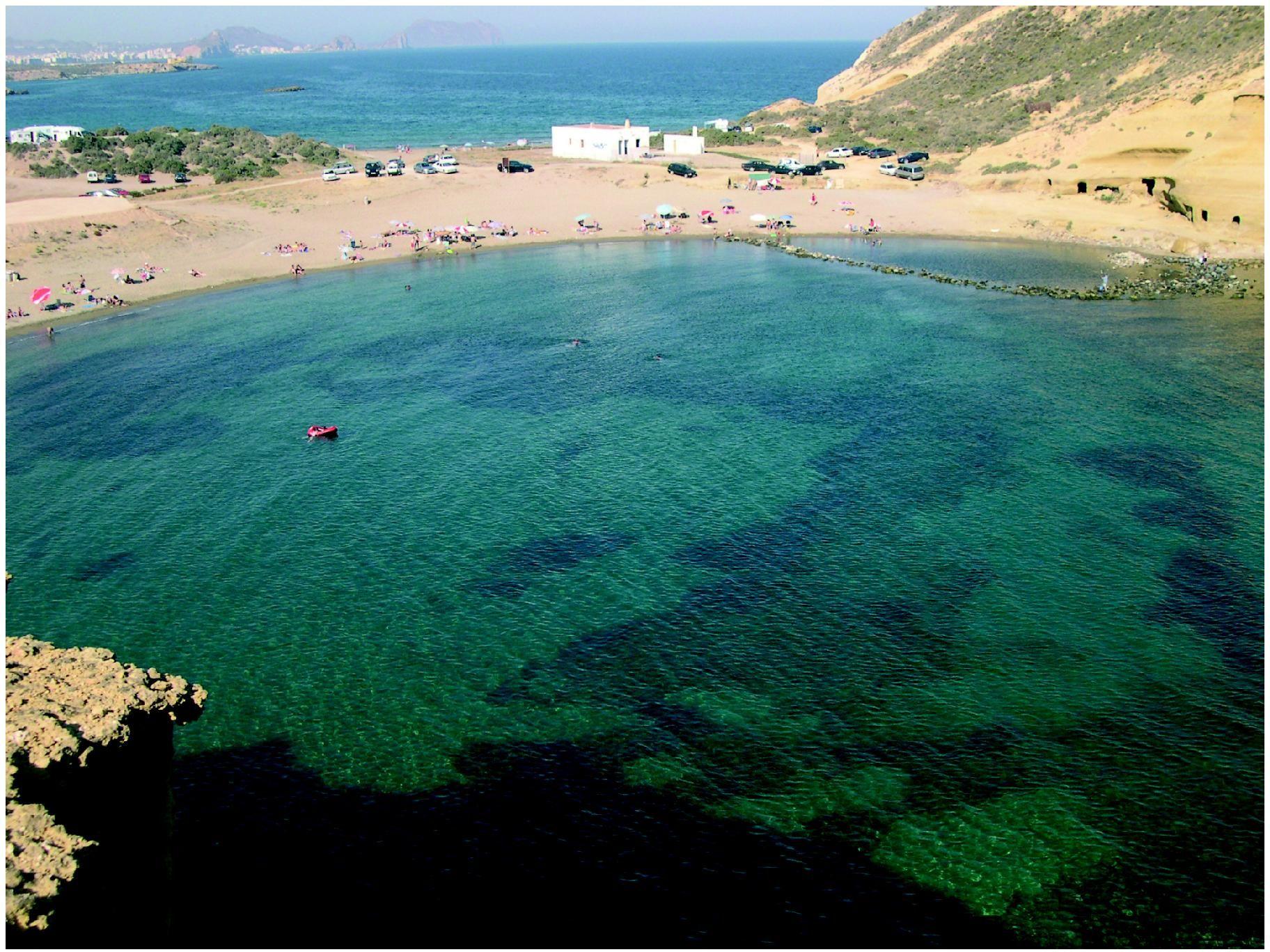 Playa Playa del Aguila / Playa de la escalera