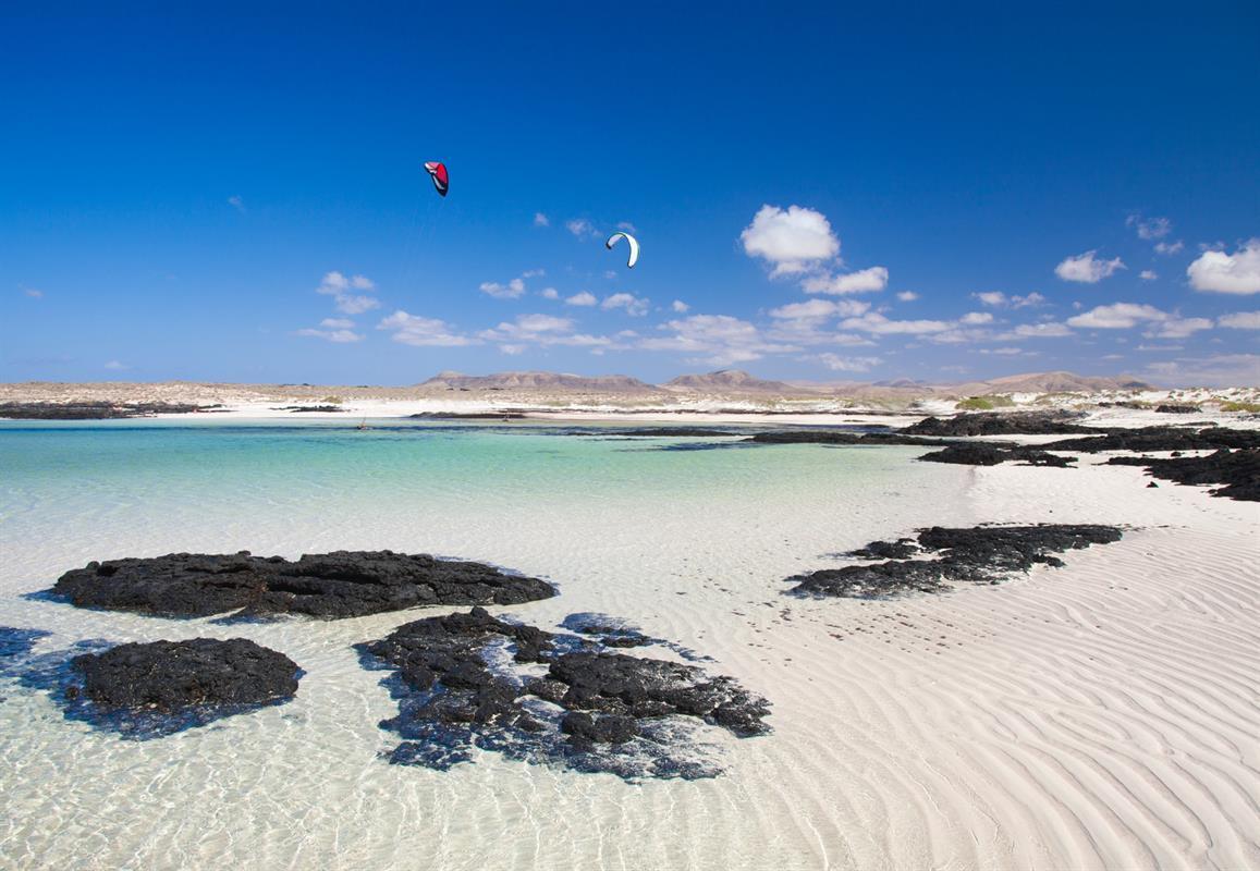 Foto playa Playa del Aguila / Playa de la escalera.