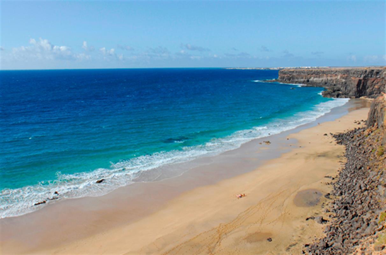 Foto playa El Aljibe / El Aljibe de la Cueva.