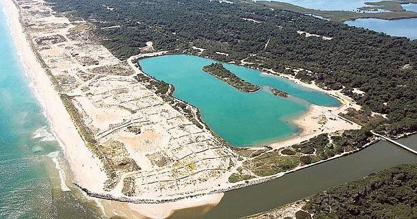 Foto playa Los Charcos III.