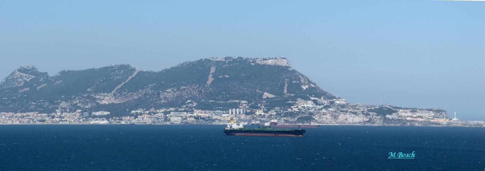 Foto playa El Rinconcillo. Gibraltar