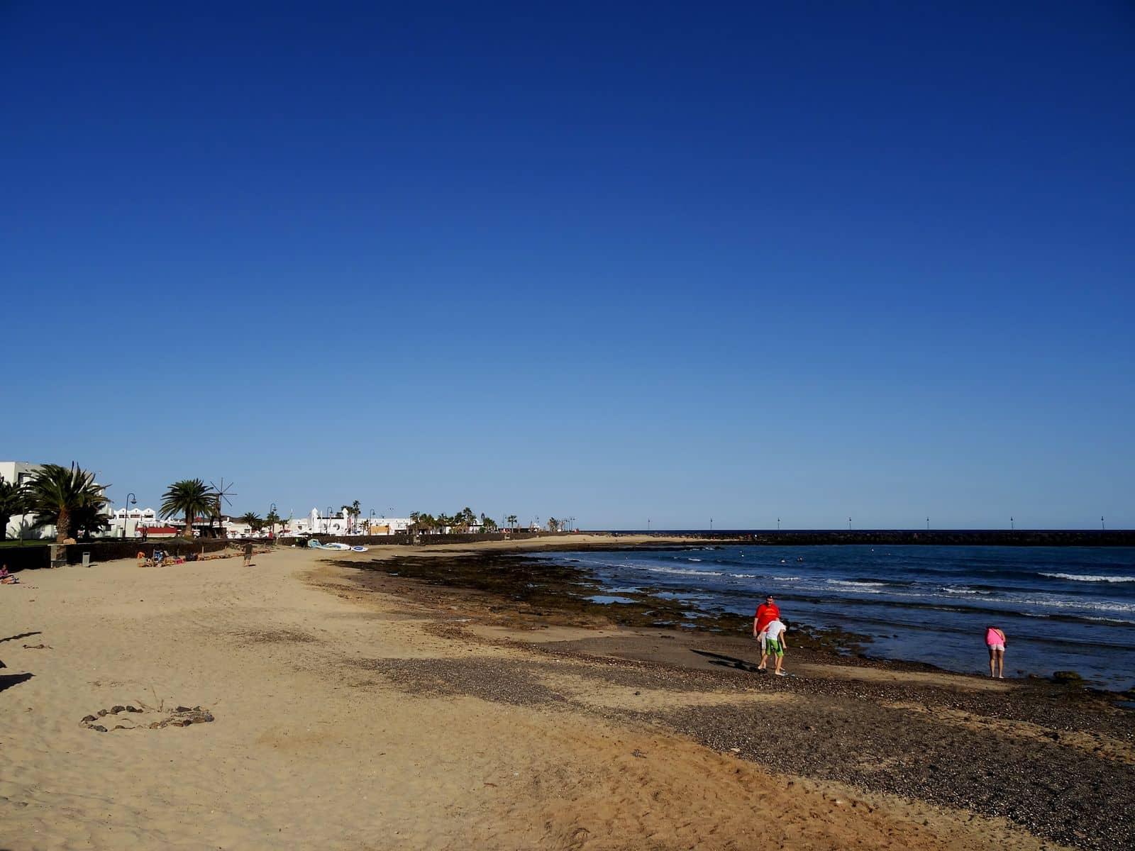 Playa Los Charcos I