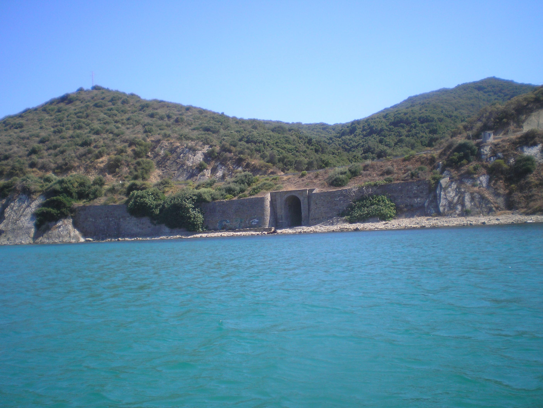 Foto playa El Rinconcillo. La Aguadilla-Getares
