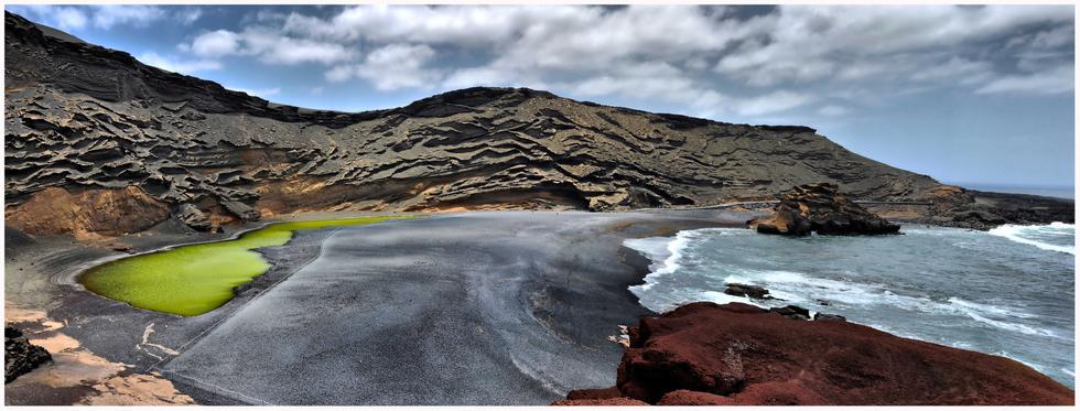 Foto playa Los Charcos I.